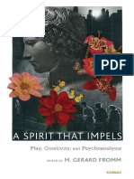 [Fromm, M. Gerard] Spirit That Impels Play