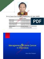 1. Dr Sonar - Management Soild Cancer RSKD