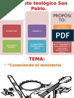 El Ministerio Musical en La Biblia