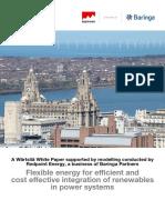 Flexible Energy - White Paper