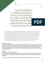 Catatanmelura.com-Surat Al Maidah Ayat 3