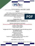 Bridgewater PCYC Outside of School Hours Care