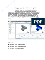 Autodesk Simulation Mechanical 2014 FEA - Training Book