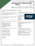 Examen 3ro HP