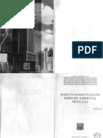 BASES FUNDAMENTALES DE DERECHO AMBIENTAL MEXICANO  - CARLA D. ACEVES ÁVILA.pdf