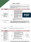 Planeacion Español Primero Fichas de Trabajo