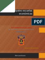Escuelas de Económia 1.3.2