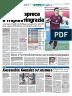 TuttoSport 07-02-2017 - Calcio Lega Pro