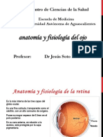 Anatomia y Fisiologia Ojo