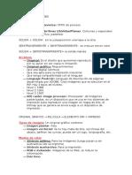 Tecnologìa zachin II resumen