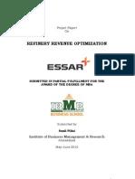 Refinery Revenue Optimization
