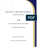 Proyecto Final Oratoria