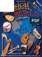 Musical Instruments of the World