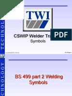 TWI Welding Symbol
