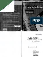 Exercises de vocabulaire en contexte niveau intermédiaire.pdf