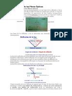 Fundamentos de Las Fibras Ópticas