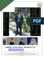 Indian Telecom Industry -Ashish Guru Bhai Sharma