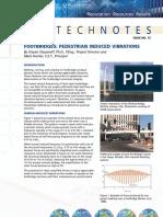 Technote 15 Footbridges
