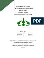 SKDN Posyandu Melati 1 RT 01 RW 06 Jati Padang