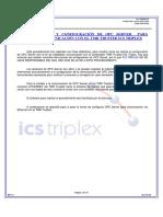 Instalación y Configuración de OPC Server