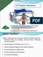Design of Tubular Members