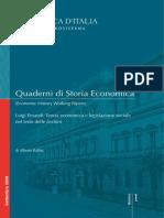Baffigi_2009_Luigi Einaudi. Teoria Economica e Legislazione Sociale Nel Testo Delle Lezioni