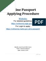 Online Passport Guide