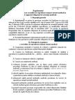 Regulamentul  cu privire la prestarea serviciilor de reproducere umană asistată medical în cadrul asigurării obligatorii de asistenţă medicală