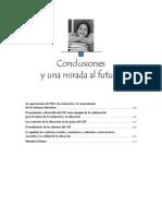 Conclusiones y Una Mirada Al Futuro PISA 2006