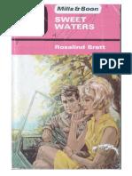 Rosalind Brett - Sweet Waters