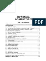 Safe Design Structures