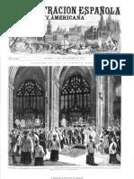 La Ilustración Española y Americana. 15-9-1884