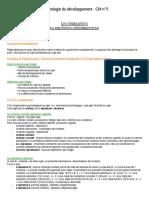 Psychologie Du Développement CM5