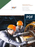 10 Electrical Solutions for Motors and Generators Mersen 08
