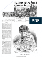 La Ilustración Española y Americana. 8-4-1882