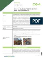 IFFSTTAR-Auscultation d Un Pieux Par Trasparence