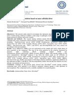 SilvoSept Wound-Nanomedicine Journal