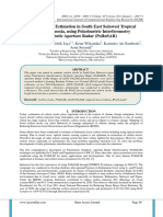 Carbon Stocks Estimation in South East Sulawesi Tropical Forest, Indonesia, using Polarimetric Interferometry Synthetic Aperture Radar (PolInSAR)