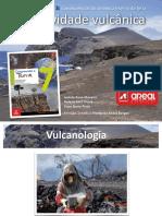 Atividade Vulcânica - Areal