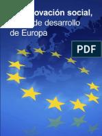 InnovacionSocialMotorDesarrolloEuropa