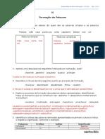 4 - Formaçao de Palavras - Ft Correção