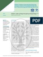2013 European Curriculum Sedation Training