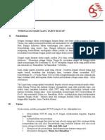 Draf Proposal HUT RI Ke 65 Tahun 2010