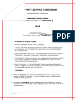 TRANSPORT SERVICE AGREEMENT.doc