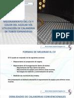 Mejoramiento Del CV en Tachos - Calandrias