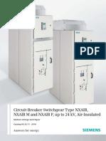 01. HA 25.71 Medium Voltage Switchgear NXAIR 2010