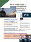 POSWIADOMOSC PDO445 FO von Stefan Kosiewski Studia Slavica et Khazarica ZECh Kaczynski chce 07.02.2017 zaklepac w Bristolu z Merkel Przeniesienie Brukseli Do Bratyslawy 20170207 ME SOWA (3 D)