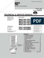 Manual Mitsubishi