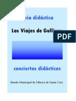 Los Viajes de Gulliver concierto