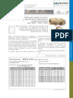 Prensacables, Tapones y Adaptadores (E6000-7000-8000)-Wisa